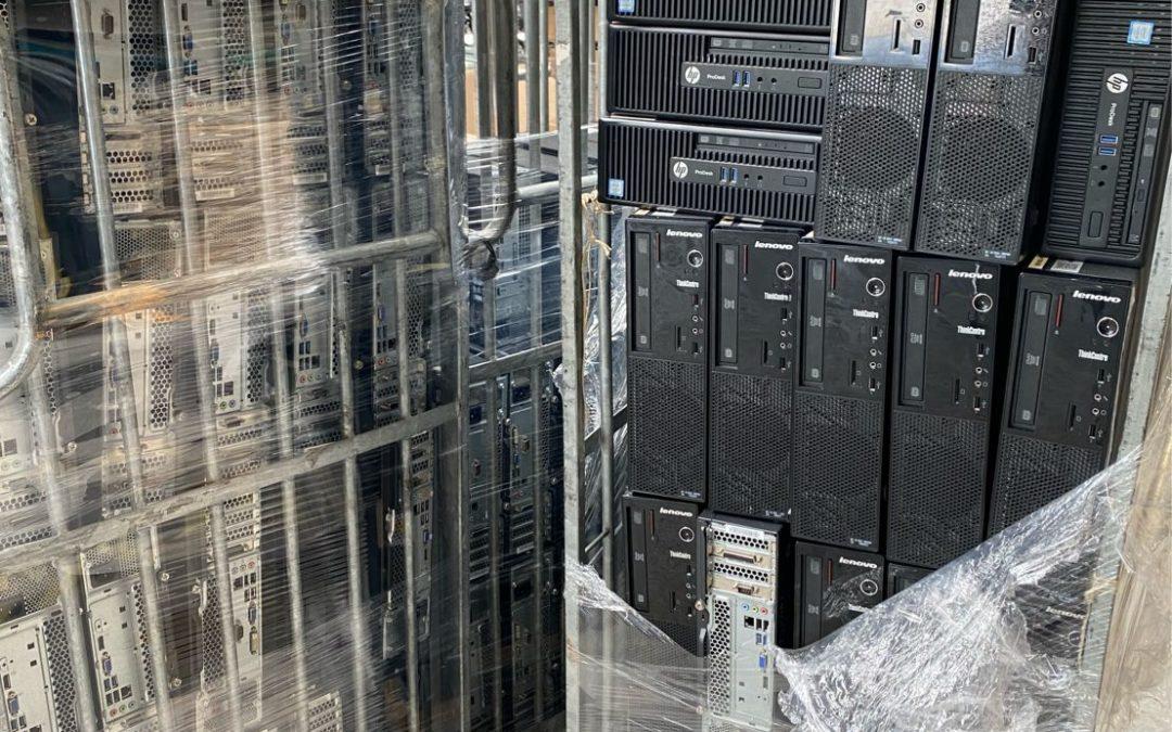 iSense ICT Professionals nieuwe donateur voor Stichting Ecoware